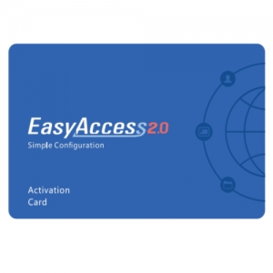 EasyAccess2.0 Activation Card